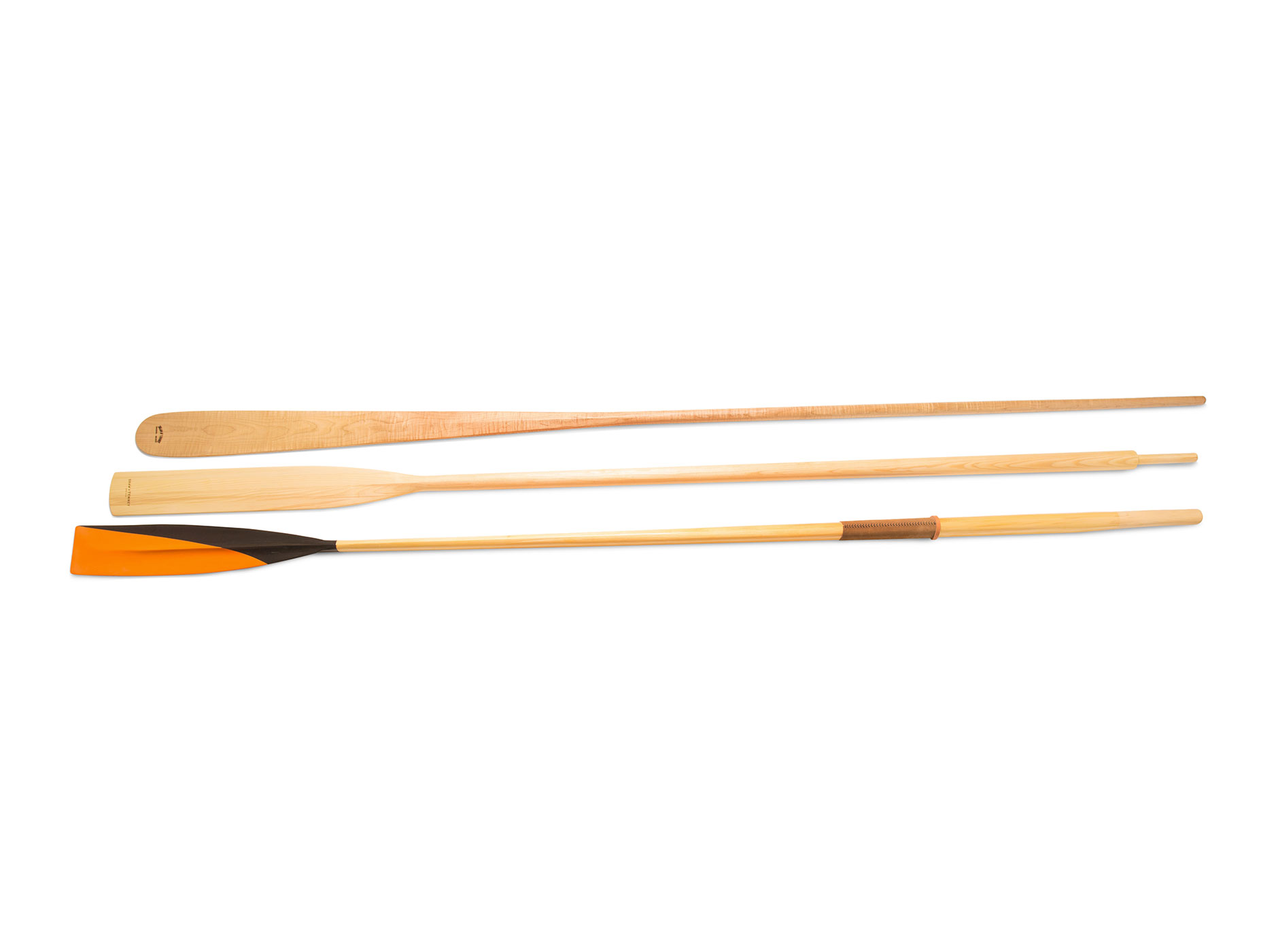 specialty large oars shaw and tenney
