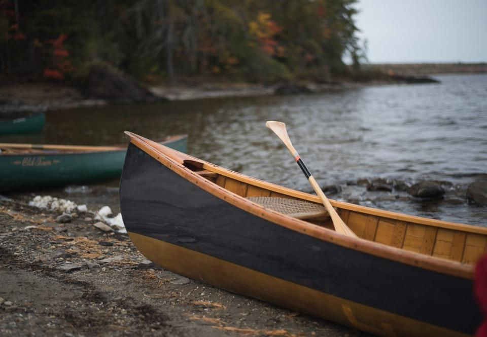 Artisan Canoe Paddles by Shaw and Tenney